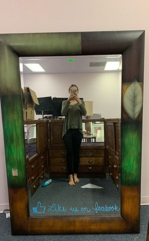 Gorgeous giant mirror for Sale in Tacoma, WA