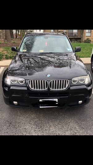 2007 BMW X3 for Sale in Washington, DC