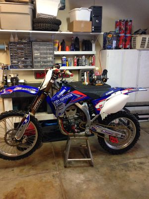 2007 YZ250f dirt bike for Sale in Lakewood, CO