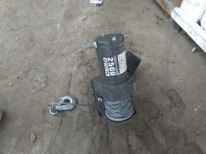 Winch for Sale in Los Angeles, CA
