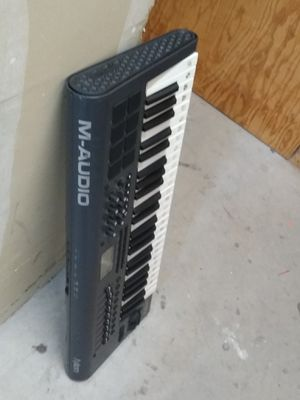 M-audio 49 key workstation plug and play for logic pro /pro tools /etc ... for Sale in Seattle, WA