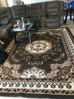 Brown rug 10x8 for Sale in Antioch, CA