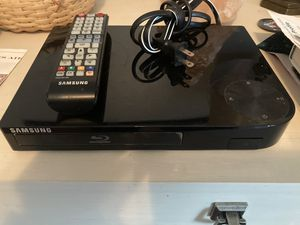 Samsung Blu-Ray DVD player - excellent condition for Sale in Raleigh, NC