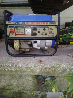 1200 watt generator for Sale in Milton, PA