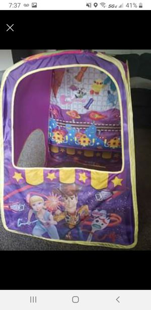 Toy story pop up tent for Sale in Sacramento, CA
