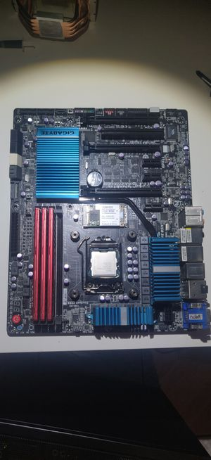 Motherboard Ram Cpu Combo i3570k for Sale in Lake View Terrace, CA