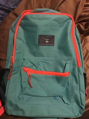 Unisex backpack new for Sale in Dallas, TX