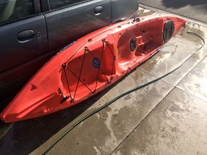 Ocean Kayak prowler 13, padded seat included for Sale in Lakewood, CA