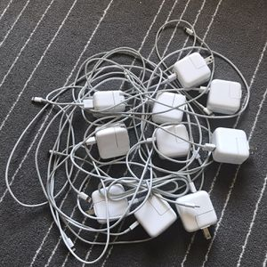 genuine original apple ipad chargers EACH $20 for Sale in Arlington Heights, IL