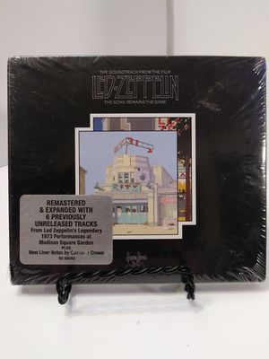 Led Zeppelin - The Song Remains the Same - CD - Sealed for Sale in Kent, WA