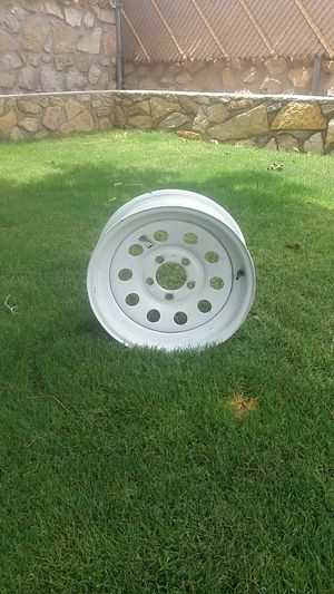 white wheels of my RV for Sale in El Paso, TX