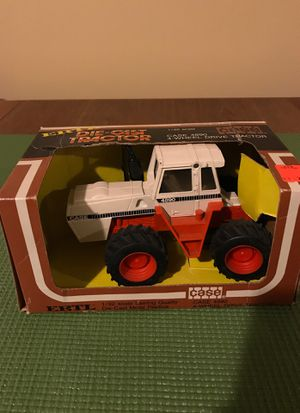 CASE Die Cast Tractor 1/32 scale CASE 4890 4-Wheel Drive Tractor for Sale for sale  Oglesby, IL