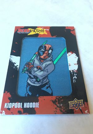 2019 Deadpool Dead Patch Chase Card #DP13 for Sale in Gardena, CA