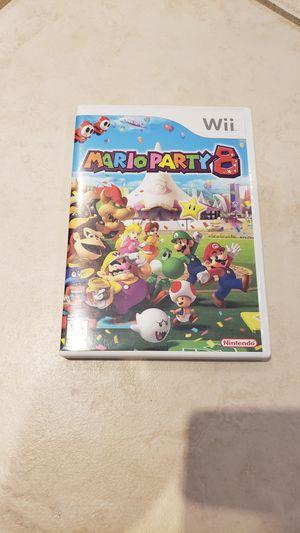 Nintendo Mario Party 8 (Wii) for Sale in Miramar, FL