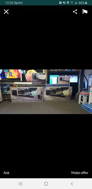 Samsung sound bar for Sale in Pomona, CA