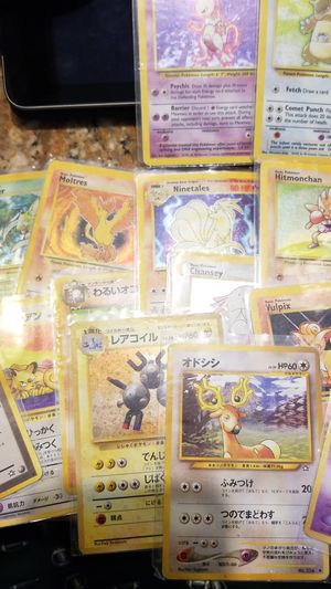 Pokemon cards Lot for Sale in West Haven, CT