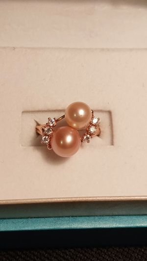 Pearl & Diamond Ring for Sale in Beaverton, OR