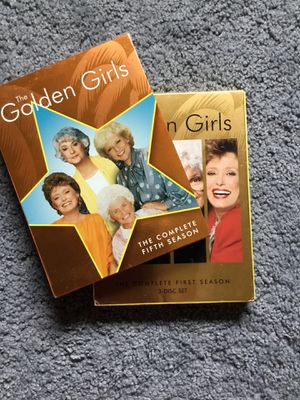Golden Girls DVDs for Sale in Waynesburg, PA