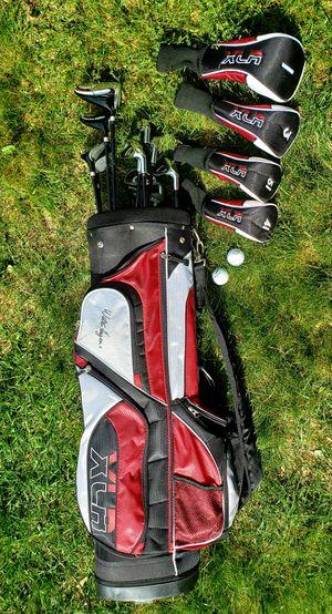 Golf Clubs Walter Hagan XLR Full Set Right Handed for Sale in Erial, NJ
