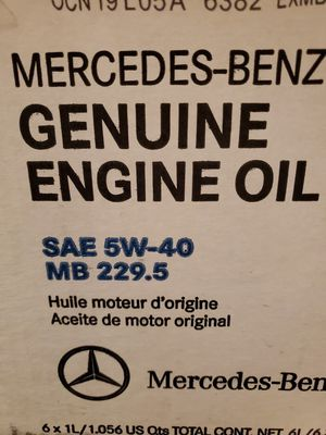 Mercedes oil for Sale in West Covina, CA
