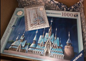 NEW BUNDLE Disney Frozen Pin and Puzzle: Castle Collection Limited Release for Sale in Tamarac, FL