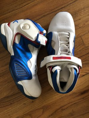 Reebok men's The Pump- size 10.5 for Sale in Los Angeles, CA