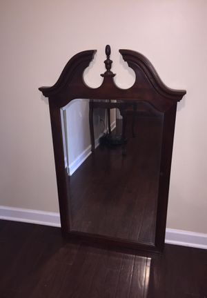 Framed Mirror for Sale in Fuquay-Varina, NC