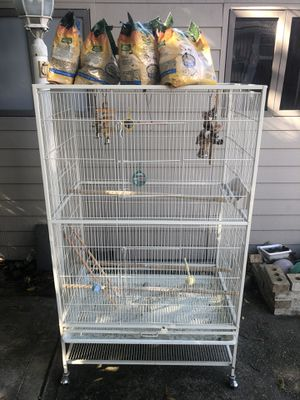 Bird Cage bundle for Sale in Queens, NY