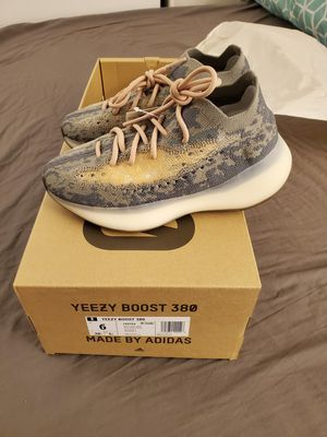 Authentic Yezzy Boost 380 Mist - Size 6- New with Tag for Sale in Westminster, CA