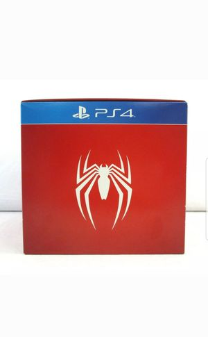 SPIDER-MAN Collector's Edition Sony PlayStation 4 Video Game PS4 for Sale in Federal Way, WA