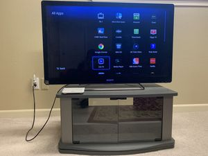 Excellent condition 40 inch Sony Smart TV for Sale in Redmond, WA