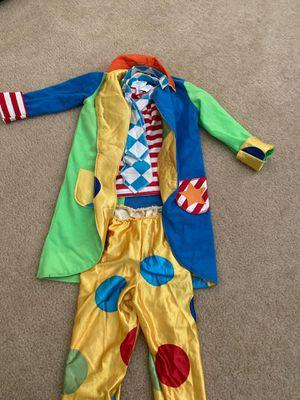 3-4T clown costume toddler for Sale in Cumming, GA
