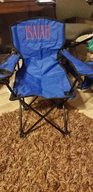 Kids personalize chair for Sale in San Antonio, TX