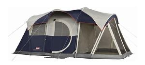 CAMPING TENT COLEMAN ELITE WEATHERMASTER 6 persons for Sale in Passaic, NJ