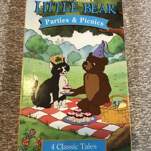 Little Bear Parties And Picnics VHS for Sale in Elma, WA