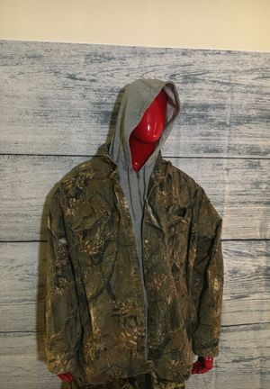 Hunting jacket camo ( atv boat fishing camper truck trailer for Sale in Bolingbrook, IL