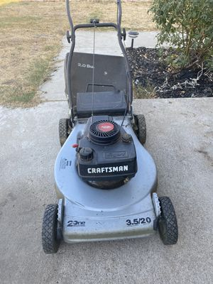 Lawn mower Runs great for Sale in Moreno Valley, CA