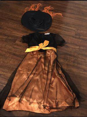 Halloween witch costume 3/4t for Sale in Clovis, CA