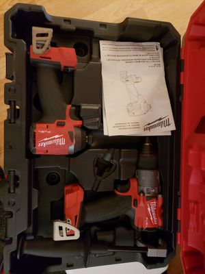Milwaukee m18 fuel kit for Sale in Veneta, OR