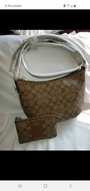 Coach Bag with wallet for Sale in Fresno, CA