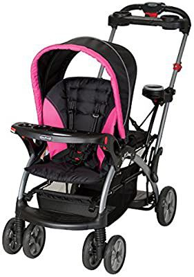 Baby Trend Sit n Stand Ultra Stroller, Bubble Gum for Sale in Columbus, OH
