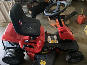 Craftsman R110 Riding Mower 2020 for Sale in Laurel, MD