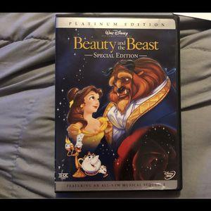 Beauty & The Beast Dvd for Sale in Glendale, AZ