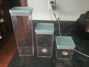 Kitchen Canisters $5 each / NOT SETS for Sale in Memphis, TN