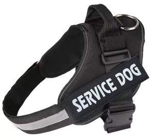 Service Dog Harness Black Vest BRAND NEW All Sizes XS S M L XL XXL for Sale in Tampa, FL