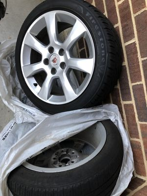 4 Rims and wheels for Sale in Montpelier, MD