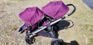 City select double stroller for Sale in Tamarac, FL