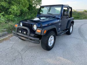 2005 Jeep Wrangler for Sale in SPRING, TX