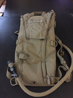 Military CamelBak maximum gear hydration backpack.1.5L for Sale in West Los Angeles, CA