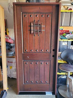 Custom front door for Sale in Gilroy, CA